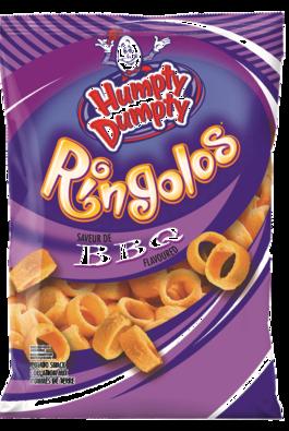 Les grignotines Ringolos