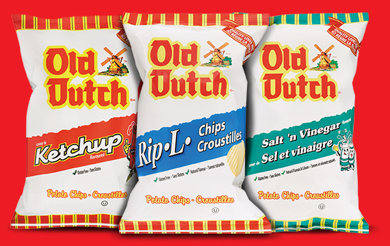 Home Old Dutch Foods