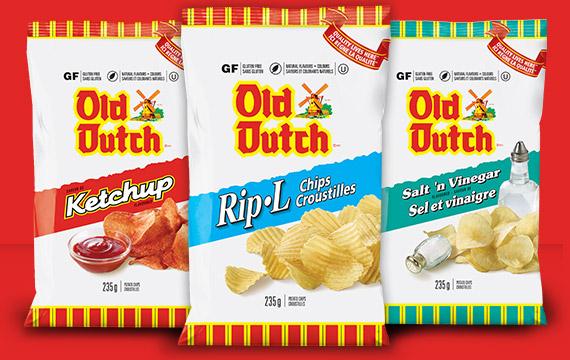 Old Dutch Potato