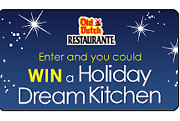Restaurante Holiday Dream Kitchen contest