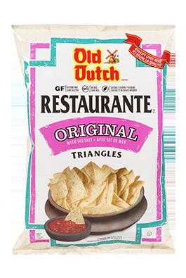 Restaurante Tortilla Chips