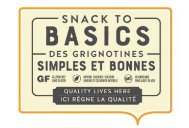 "Old Dutch Foods encourages getting ""Snack to Basics"" reminding chip..."