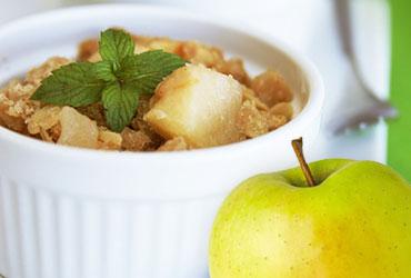 Apple Pecan Crunch