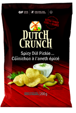 Spicy Dill Pickle