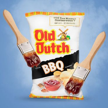 Get the bold taste of BBQ all in one bag. Perfect for Summer!