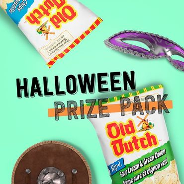 Show us your spooky spirit, Canada! We are giving away a Halloween Snack Pack...
