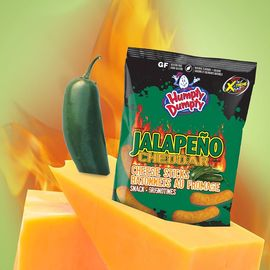 It's cold outside, so turn up the heat with our new Humpty Dumpty Jalapeño...