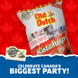 It's our 65th anniversary and we're throwing Canada's BIGGEST party on Facebook!