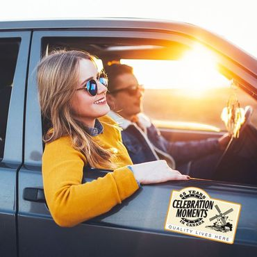 Summer roadies mean loud music, good company, and only the best snacks.