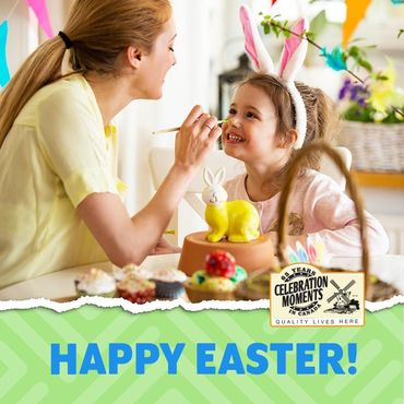It's finally #Easter and Old Dutch has the snacks covered!