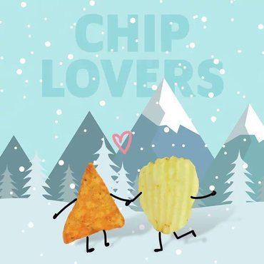 Everyone knows someone who hogs the WHOLE bag. Mention the chip lover in your...