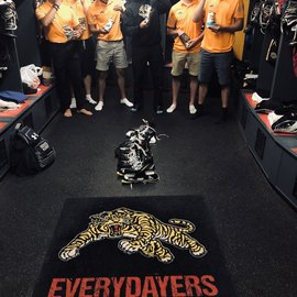 Looks like the @TigersJRA are loving their Old Dutch chips! We knew we made a...
