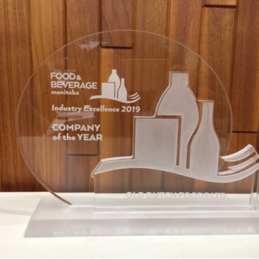 Last week, #OldDutch received the 2019 Company of the Year by Food &...