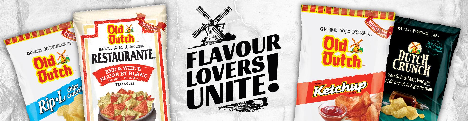 Flavour Lovers Unite!