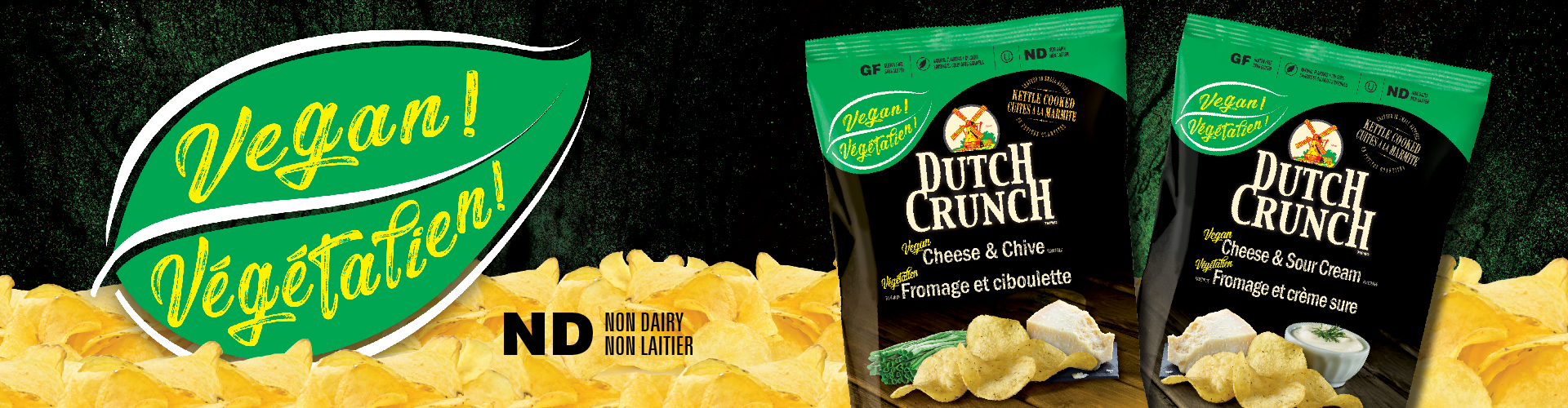 Dutch Crunch Vegan!