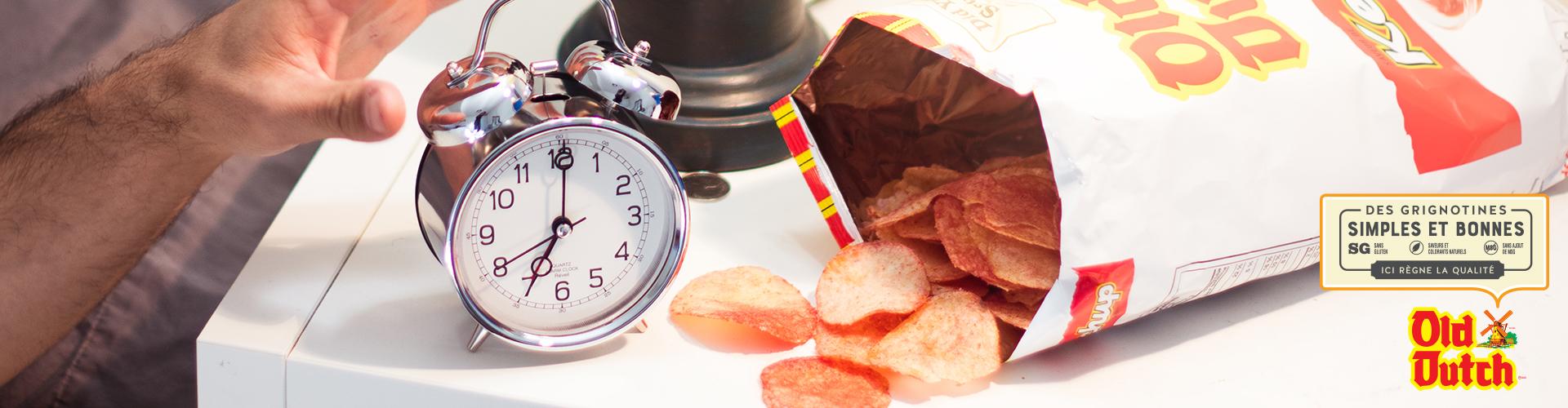 Snack to Basics 3