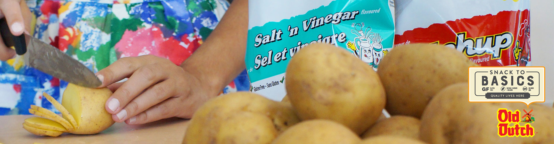 Potato Cutting