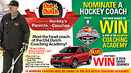 """Celebrating Hockey's Parents and Coaches"" Contest"