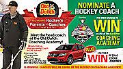 OLD DUTCH – CELEBRATING HOCKEY'S PARENTS & COACHES