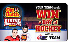 Why should you win a day with a CHL team?
